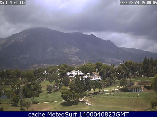 webcam Marbella Golf Malaga