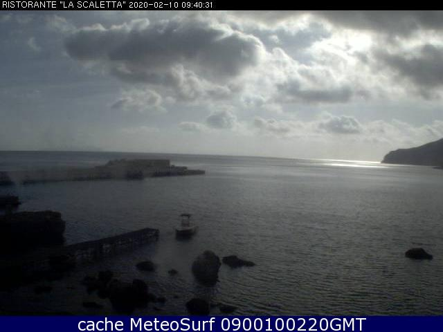 webcam Marettimo Trapani