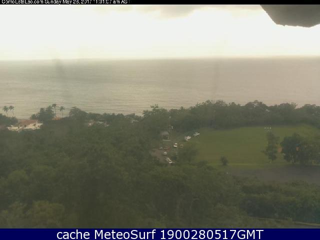 webcam Rincón Puntas