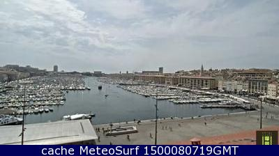 webcam Marseille Port Bouches du Rhône