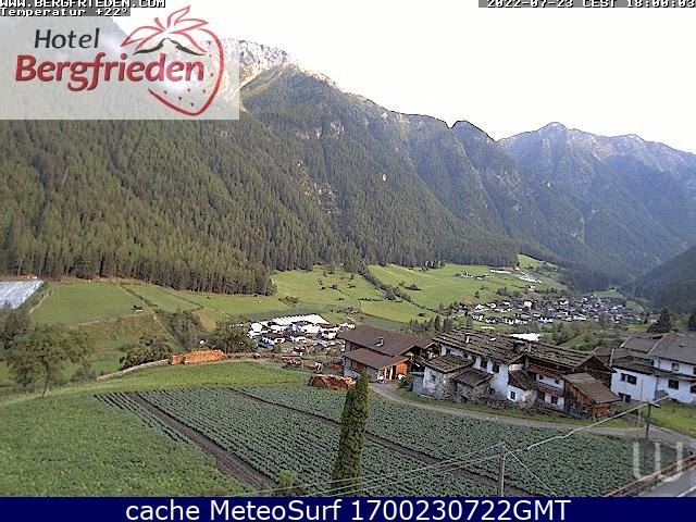 webcam Martello Bolzano