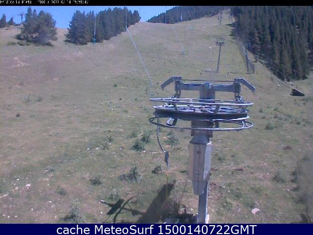 webcam Masella Slalom Gerona