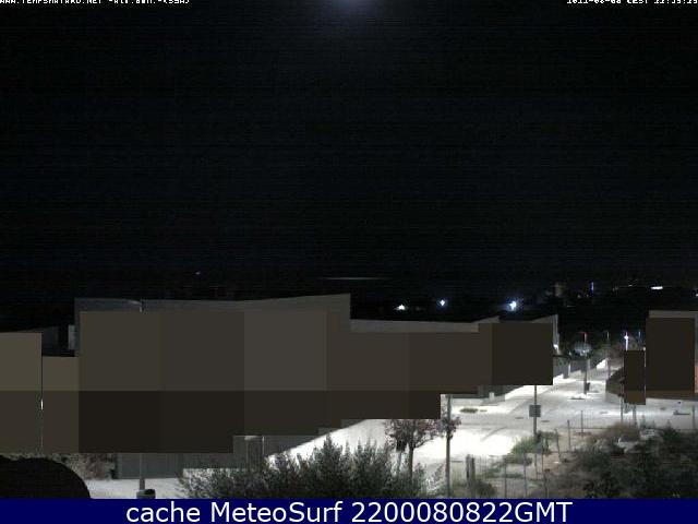 webcam Mataro Barcelona