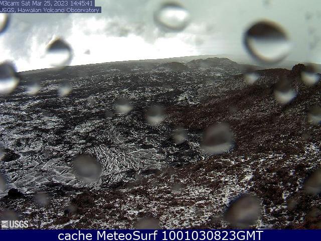 webcam Mauna Loa Hawái