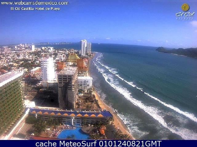 webcam Mazatlan Panoramica Mazatlán