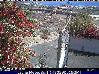 Webcam Alcala Playa Las Americas