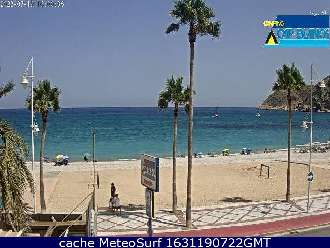 Webcam Altea Cap Blanch
