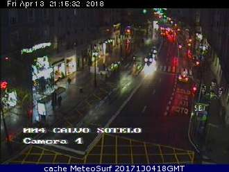 Webcam Antonio Lopez Santander