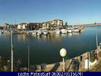 Webcam Argeles Sur Mer Port