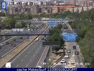Webcam Autovia A3 Antorcha