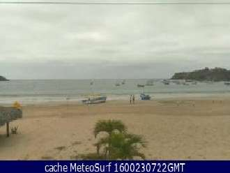 Webcam Playa Ayangue