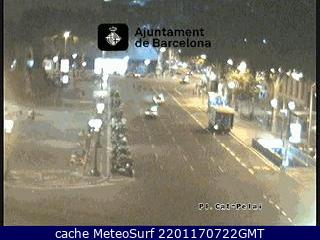 Webcam Plaza de Catalu�a