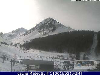 Webcam Barèges Ski