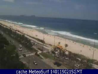 Webcam Barra
