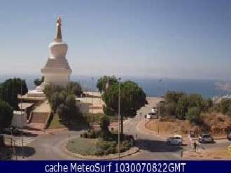 Webcam Benalmadena Stupa