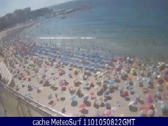 Webcam Benidorm Port