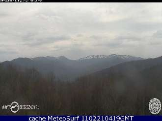 Webcam Bieszczady National Park