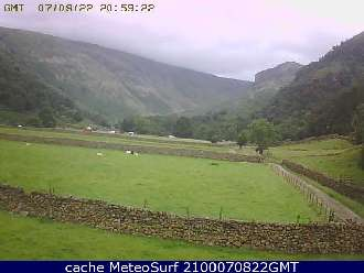 Webcam Borrowdale Hotel