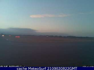 Webcam Aeroport Brest Bretagne