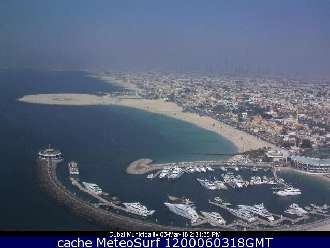 Webcam Burj Al-Arab Dubai