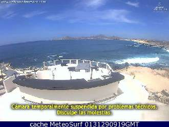 Webcam Cabo San Lucas Beach