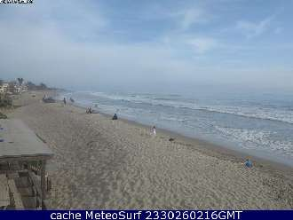 Webcam Carpinteria State Beach