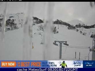 Webcam Perisher Snow