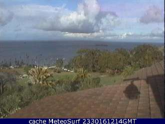 Webcam Two Harbours Santa Catalina