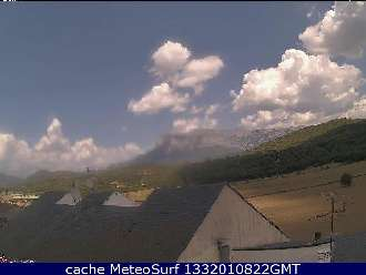 Webcam Pirineo Ainsa