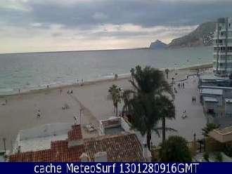 Webcam Calpe Playa Levante