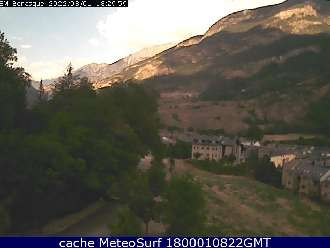 Webcam Valle de Benasque