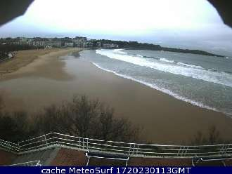 Webcam Segunda Playa del Sardinero