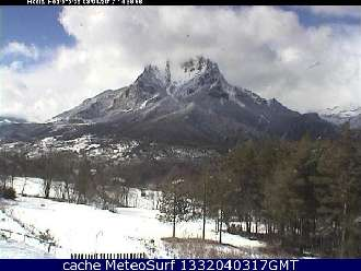 Webcam Pedraforca