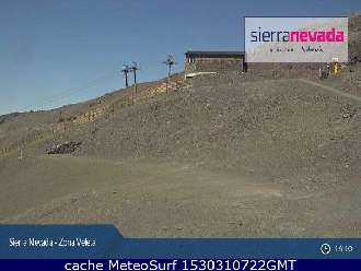 Webcam Sierra Nevada Laguna