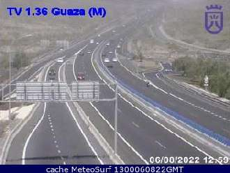Webcam Guaza Trafico