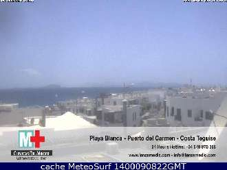 Webcam Costa Teguise Beach Bar