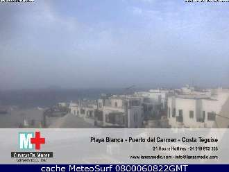 Webcam Playa Blanca
