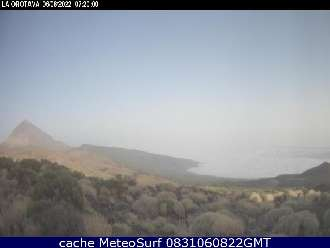 Webcam Teide Iza�a