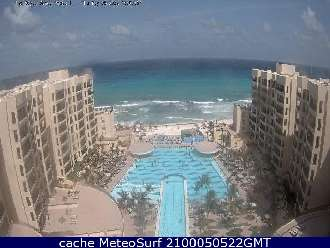 Webcam Hotel Royal Sands Cancun