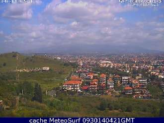 Webcam Catania Etna