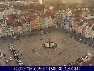 Webcam Budejovice