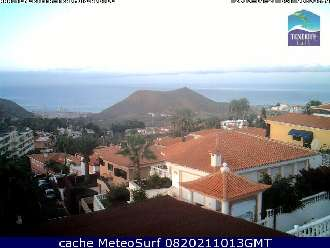Webcam Chayofa Playa Las Americas