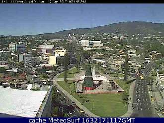 Webcam Colonia Escalón Monumento