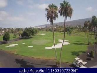 Webcam Golf Costa Adeje
