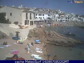 Webcam Calella Costa Brava