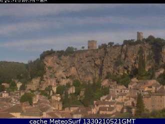 Webcam Cotignac