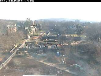 Webcam University of Delaware