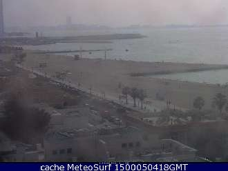 Webcam Umm-Suqeim Dubai