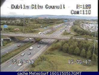 Webcam Dublin Airport