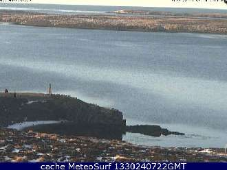 Webcam Fitzroy